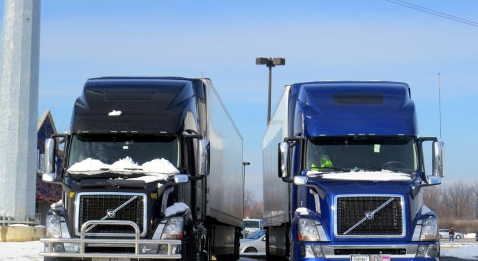 Messy Weather To Slow Down Truckers, Disrupt Holiday Travel This Week