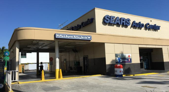 Sears, Amazon Partner Up For Tire Delivery And Installations
