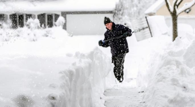 Major Blizzard Heading To The Sierras