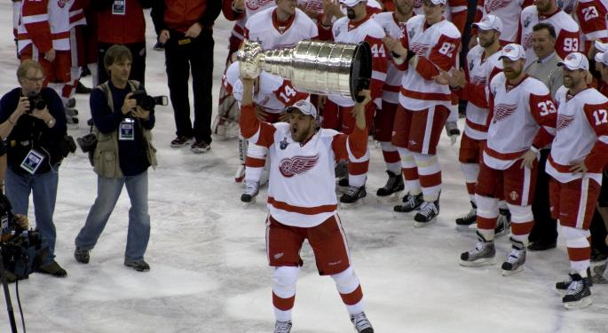 What Life Was Like The Last Time Detroit Red Wings Missed The Stanley Cup Playoffs
