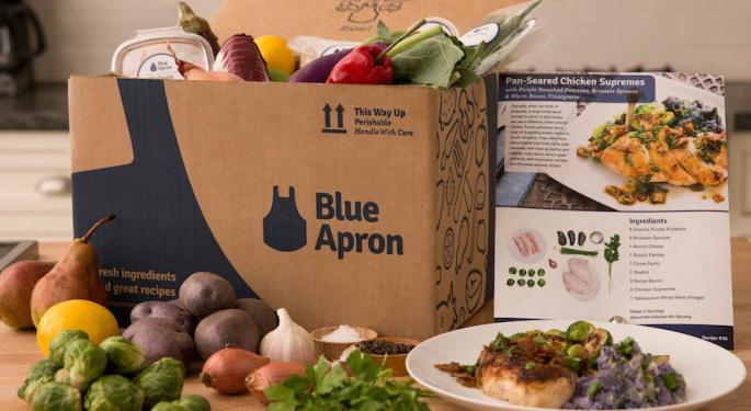 Was Blue Apron Doomed From The Beginning?