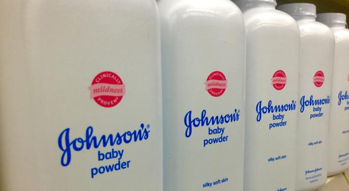 Johnson & Johnson Voluntarily Recalls A Batch Of Baby Powder
