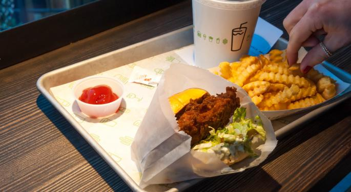 Shake Shack Back In Flavor? Morgan Stanley Upgrades