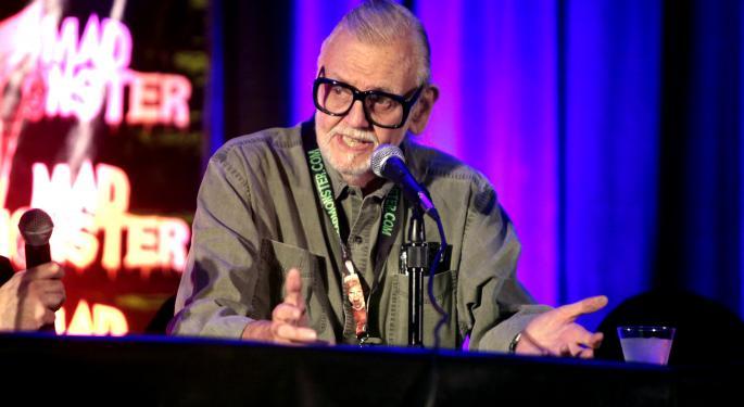 Zombie Pioneer George Romero Dead At 77