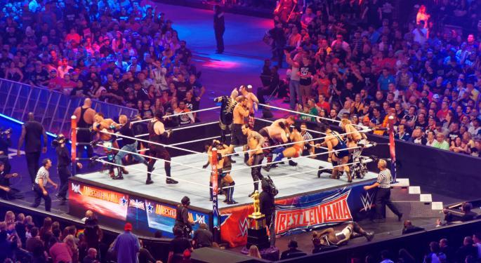 JPMorgan Sees 20% Upside For WWE, Multiple 2019 Catalysts