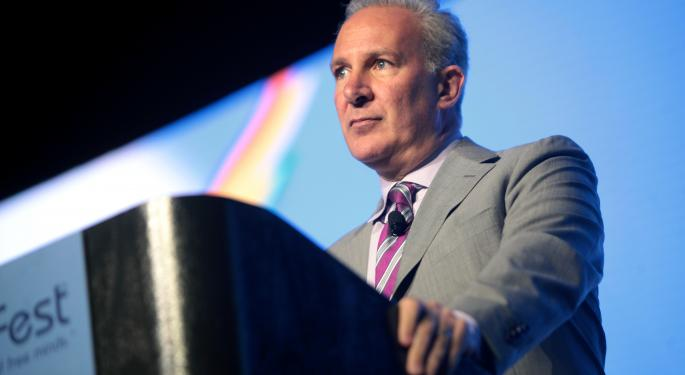 Gold, The Fed And Democracy: How Peter Schiff Leads Commentary Surrounding The US Economy