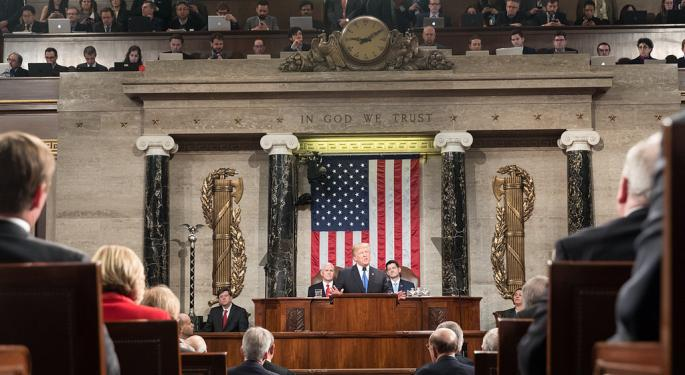 Key Takeaways From President Trump's First State Of The Union Address