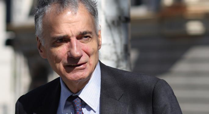 Ralph Nader Says Tesla Is The Reason The 'Stock Market Bubble Implodes'