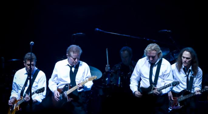 The Eagles' 'Greatest Hits' Supplants 'Thriller' As The Top-Selling Album Of All Time...Again