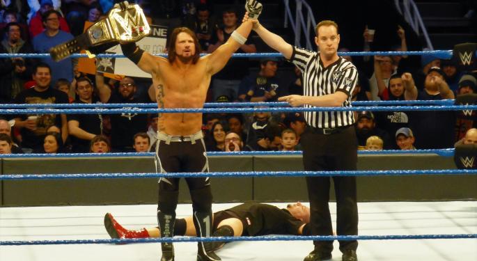4 Bullish Catalysts For WWE's Stock Following WrestleMania