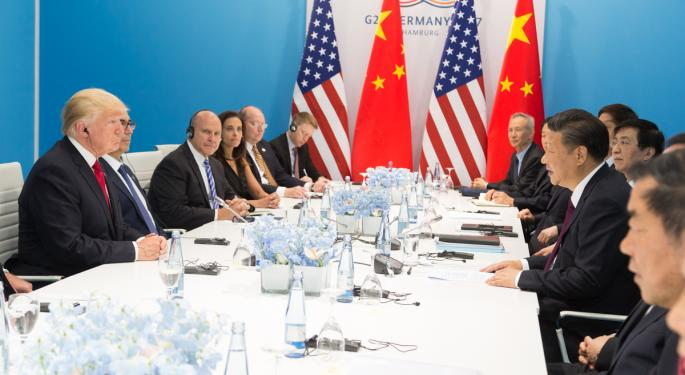 Ross: Don't Get Your Hopes Up For US-China Trade Deal At G-20