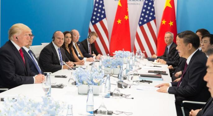 Trump: US Reaches 'Substantial' Phase 1 Trade Deal With China