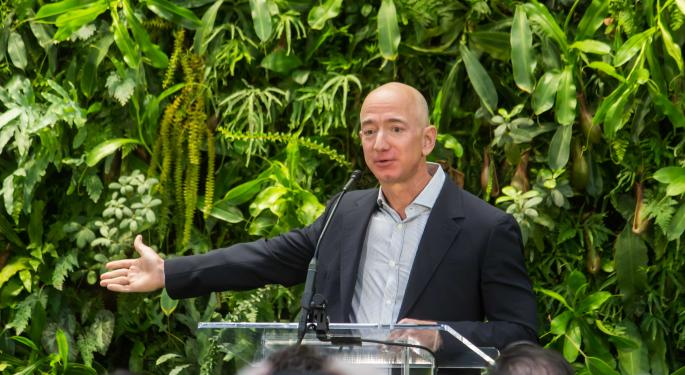 Jeff Bezos Knocks Off Bill Gates And Tops Forbes 400 For The First Time Ever
