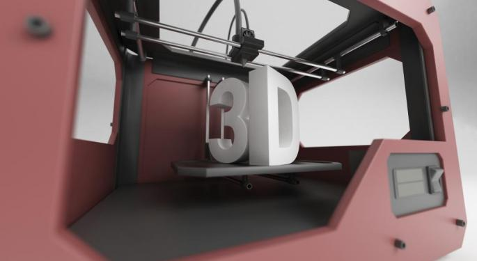 3D Systems Is In The Midst Of A 'Beautiful Crash'