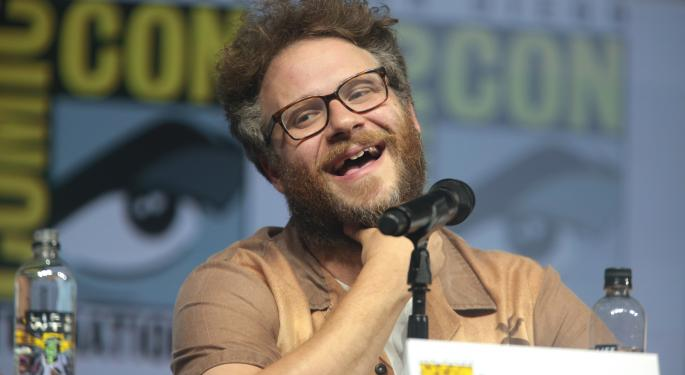 Canopy Growth Partners With Seth Rogen, Evan Goldberg To Launch A Canadian Cannabis Brand