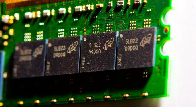 Wall Street Divided On Buying The Micron Dip