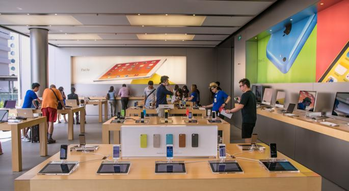 Apple Store Popularity Could Be Dwindling
