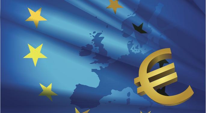 Euro Steady Following ECB Meeting
