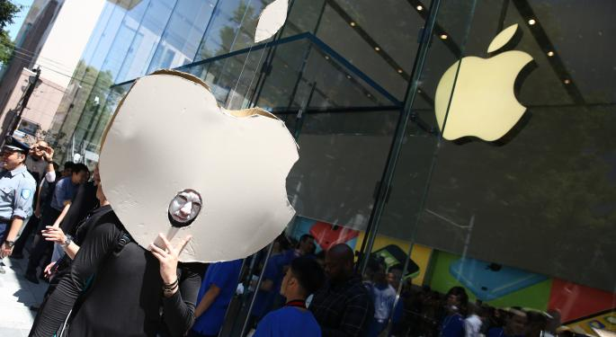 Has Apple Really 'Entered Its Graveyard' By Going Into Dow Jones? This Analyst Thinks So