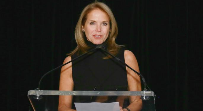 Katie Couric's Jump to the Internet: A Game-Changer for Content Producers?