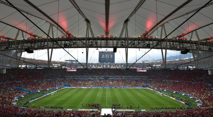 World Cup Sets New Ratings Records For ESPN, BBC Video Streams