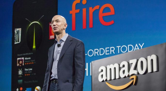 Amazon's Fire Phone Is Like Something 'Only Steve Jobs Could Do'