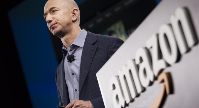 Jeff Bezos: Amazon Is Just A Startup