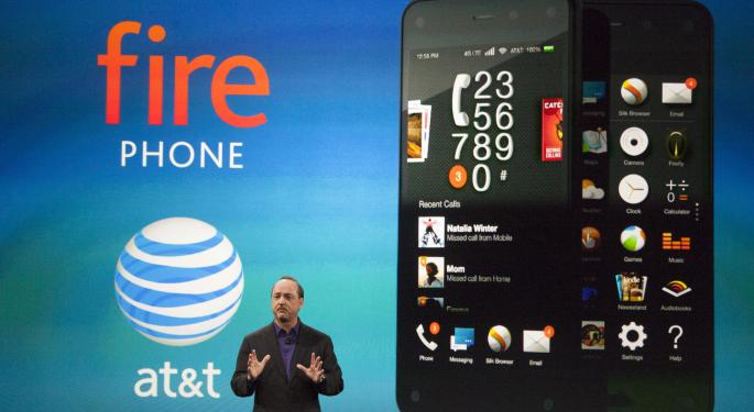 Amazon's Fire Phone Needs Stellar Apps To Beat Apple's iPhone 6