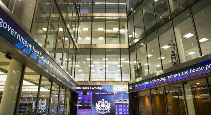 World's Fifth-Largest Closed-End Fund Lists On London Stock Exchange