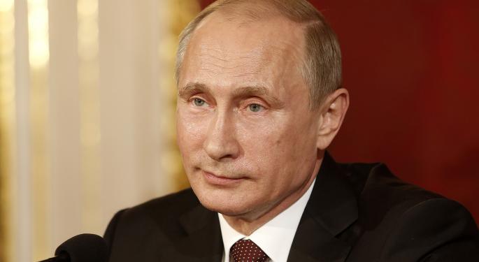 Benzinga Weekly Preview:  Putin And Poroshenko Set To Discuss A Peace Plan