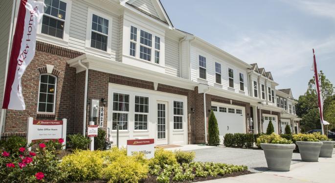 3 More Homebuilder Stocks To Watch Ahead Of Earnings