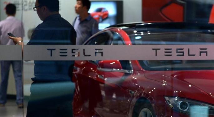 Doug Kass Doesn't Like Morgan Stanley's Massive Tesla Target Hike