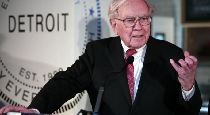 Warren Buffett: 'We Now Have The Right Person To Succeed Me As CEO'
