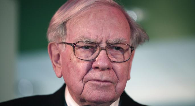 Warren Buffett Reveals His Latest Gems In 13F