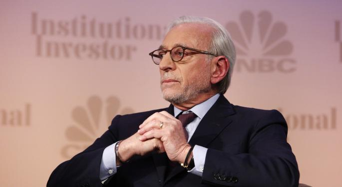 Nelson Peltz Talks Pepsi, Family Dollar, Bank of New York Mellon