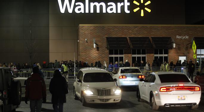 Wal-Mart Embraces Failure
