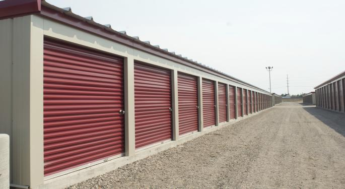Self-Storage REIT Sector Continues To Outperform: Hits 52-Week Highs