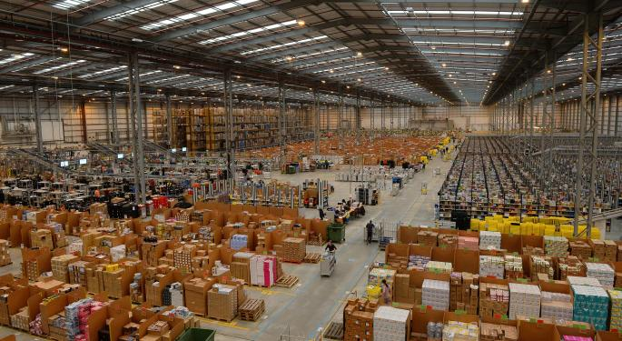 Amazon Making Moves To Disrupt The Logistics Industry