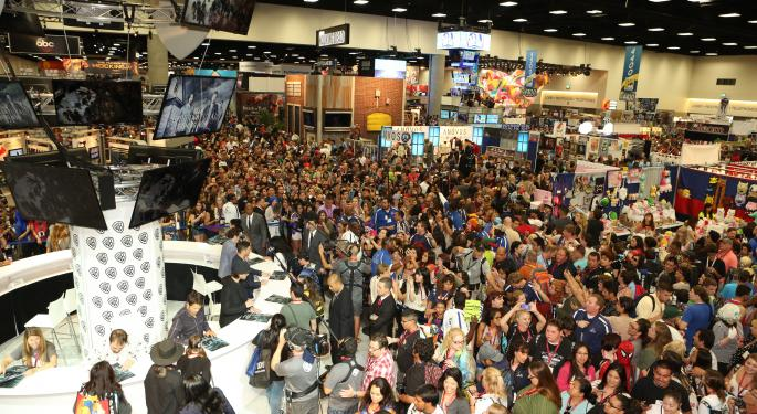 Comic-Con 2014: Cosplay Slideshow - Characters That Reflect Class-Act Stocks