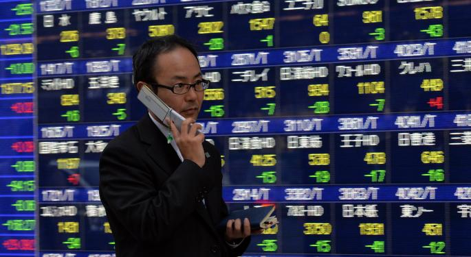 Three Rising Asian Stocks With More Room To Grow