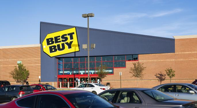 Best Buy: Problems And Potential