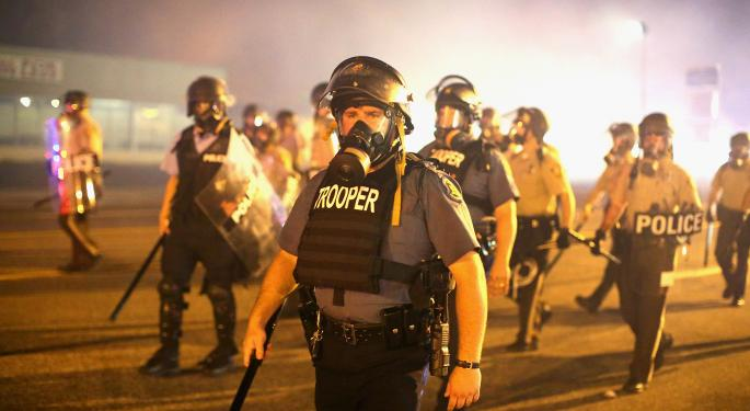 Digital Ally, Vicon, Image Sensing Systems Move On Ferguson Unrest