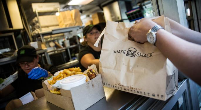 Goldman Searching For Alpha In Restaurants: Downgrades Shake Shack & Dunkin Brands, Upgrades Panera