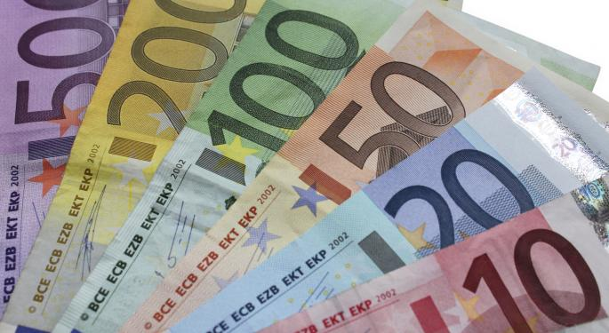 Positive Eurozone Data Not Enough To Lift The Euro