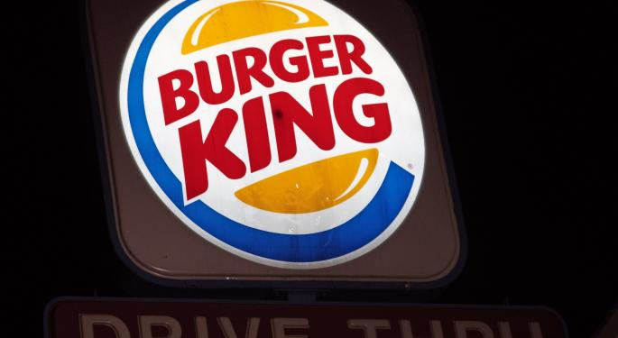 Goldman Sachs Sees Opportunity For Burger King To Take Market Share Away From McDonald's