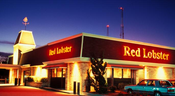 Darden Restaurants To Sell Red Lobster Business To Golden Gate Capital For $2.1 Billion