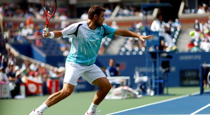 The Business Of Tennis: Who's Taking Advantage?