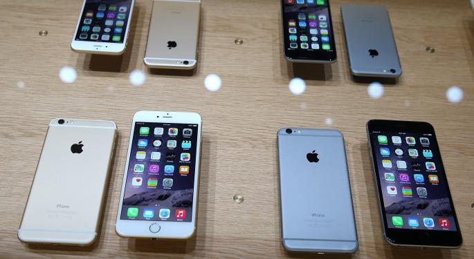 7 Suppliers Confirmed To Be In Apple Inc.'s iPhone 6