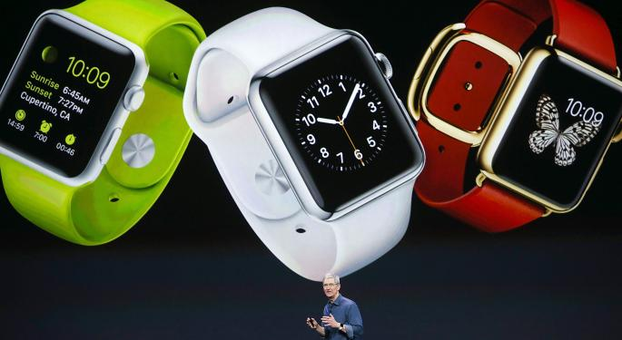 Will Apple Inc.'s Watch Outsell The Mac?