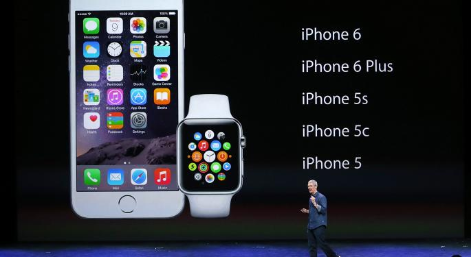 Why Apple Must Sell 1 Apple Watch For Every 20 iPhones